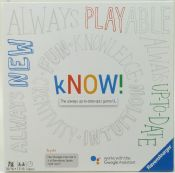Ravensburger 26071 Know!